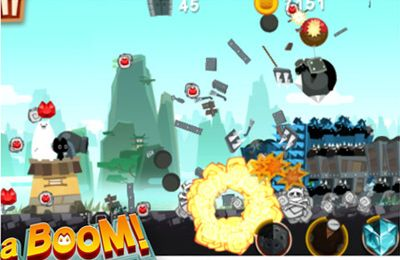 Descarga gratuita de a BooM para iPhone, iPad y iPod.