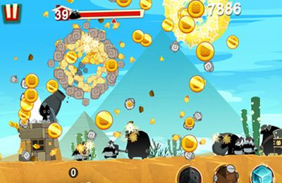 Capturas de pantalla del juego a BooM para iPhone, iPad o iPod.
