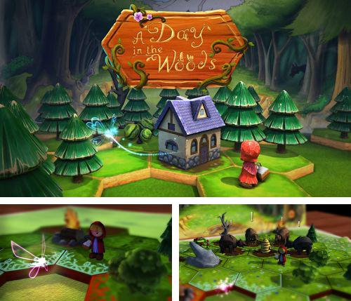 In addition to the game Super doggo snack time for iPhone, iPad or iPod, you can also download A day in the woods for free.