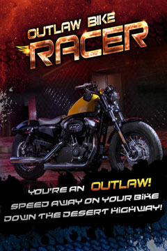 A Furious Outlaw Bike Racer: Fast Racing Nitro Game PRO