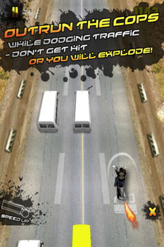 Baixe A Furious Outlaw Bike Racer: Fast Racing Nitro Game PRO gratuitamente para iPhone, iPad e iPod.