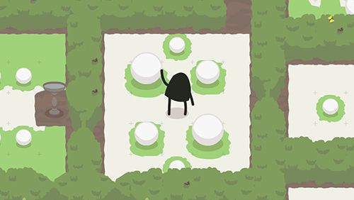 Download A good snowman is hard to build iPhone free game.