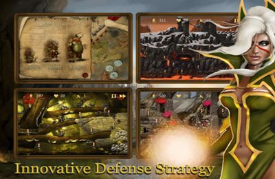 Download A Knights Dawn iPhone free game.