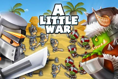 A little war