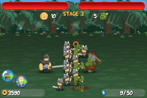 Baixe A little war gratuitamente para iPhone, iPad e iPod.