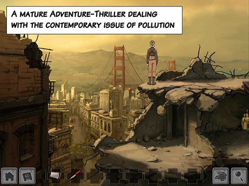 Screenshots of the A new beginning game for iPhone, iPad or iPod.