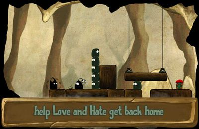 Écrans du jeu About Love, Hate and the other ones pour iPhone, iPad ou iPod.