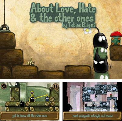 In addition to the game Rocket Runner for iPhone, iPad or iPod, you can also download About Love, Hate and the other ones for free.
