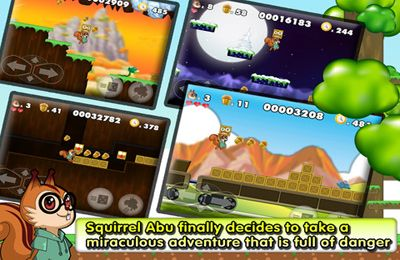 Descarga gratuita de Abu's Adventures para iPhone, iPad y iPod.