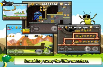 Capturas de pantalla del juego Abu's Adventures para iPhone, iPad o iPod.