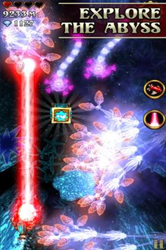 Screenshots of the Abyss Attack game for iPhone, iPad or iPod.