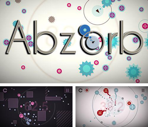 In addition to the game Droppy: Adventures for iPhone, iPad or iPod, you can also download Abzorb for free.