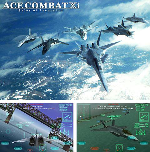 Скачать Ace combat Xi: Skies of incursion на iPhone бесплатно