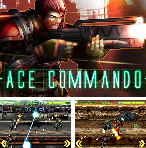 Download Ace commando iPhone free game.