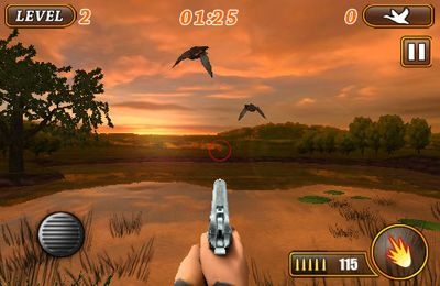 Descarga gratuita de Ace Duck Hunter para iPhone, iPad y iPod.
