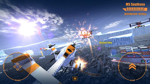 Download Ace Maverick iPhone free game.