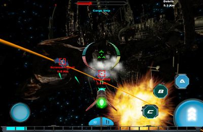 Screenshots of the Acheron Prime game for iPhone, iPad or iPod.