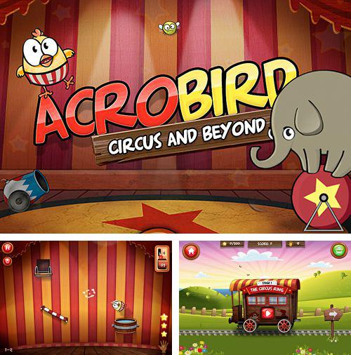 In addition to the game Edge of Twilight - Athyr Above for iPhone, iPad or iPod, you can also download Acrobird for free.