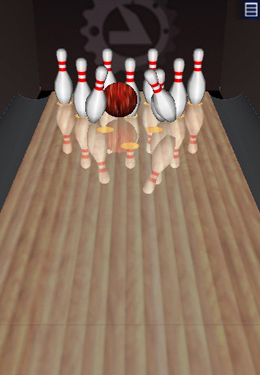 Download Action Bowling iPhone free game.