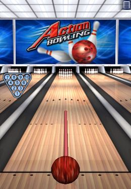 Descarga gratuita de Action Bowling para iPhone, iPad y iPod.