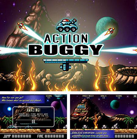 In addition to the game Burn the Rope 3D for iPhone, iPad or iPod, you can also download Action buggy for free.
