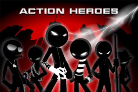 Action heroes 9 in 1