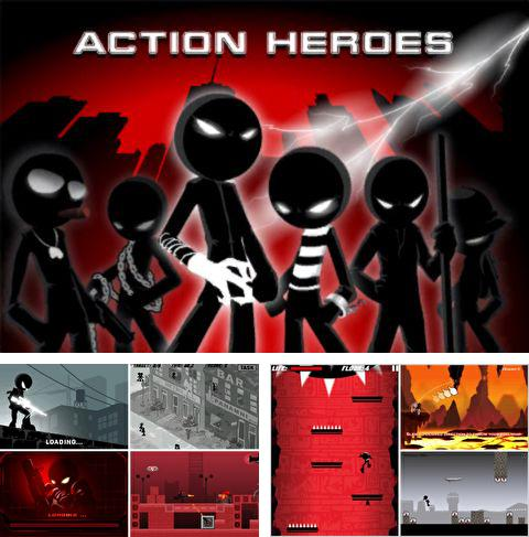 In addition to the game Samurai 2: Vengeance for iPhone, iPad or iPod, you can also download Action heroes 9 in 1 for free.