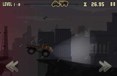 Screenshots of the Action Truck game for iPhone, iPad or iPod.