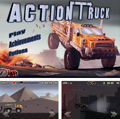 Download Action Truck iPhone free game.