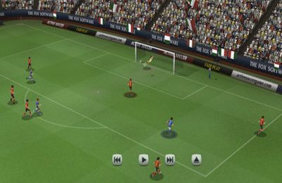 Download Active Soccer iPhone free game.