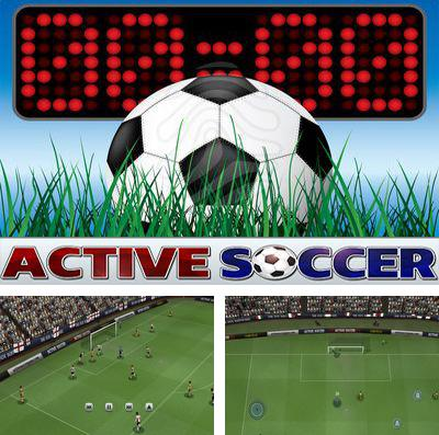 In addition to the game Rocket joust for iPhone, iPad or iPod, you can also download Active Soccer for free.
