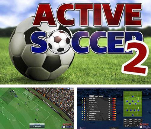In addition to the game Fluffy Birds for iPhone, iPad or iPod, you can also download Active soccer 2 for free.