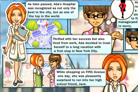 Free Ada's fashion show download for iPhone, iPad and iPod.