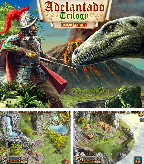 In addition to the game Angry World War 2 for iPhone, iPad or iPod, you can also download Adelantado Trilogy. Book 3 for free.