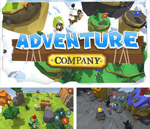 In addition to the game Braveland: Pirate for iPhone, iPad or iPod, you can also download Adventure company for free.
