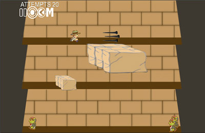 Download Adventure Run iPhone free game.