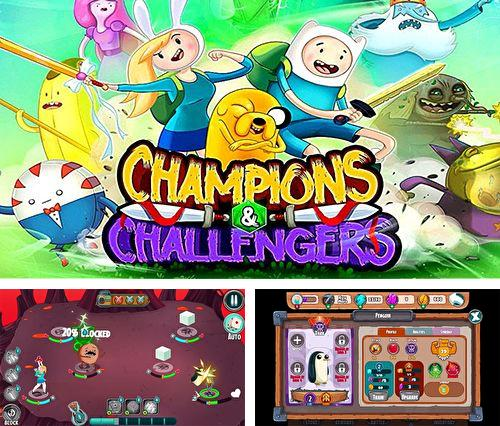 In addition to the game Yes, escape: Don't give up for iPhone, iPad or iPod, you can also download Adventure time: Champions and challengers for free.
