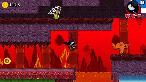 Screenshots of the Adventure time: Game wizard game for iPhone, iPad or iPod.