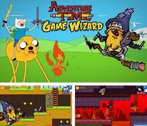In addition to the game Sheep Happens for iPhone, iPad or iPod, you can also download Adventure time: Game wizard for free.