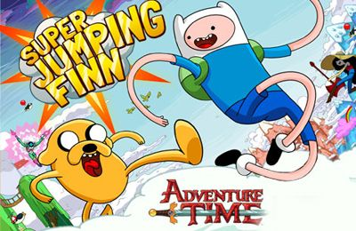 Adventure Time: Super Jumping Finn