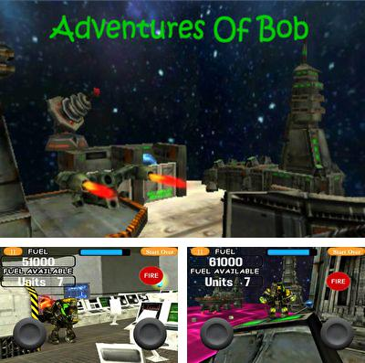 In addition to the game Valiant hearts: The great war for iPhone, iPad or iPod, you can also download Adventures of Bob for free.