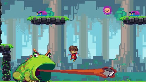 Descarga gratuita de Adventures of Pip para iPhone, iPad y iPod.
