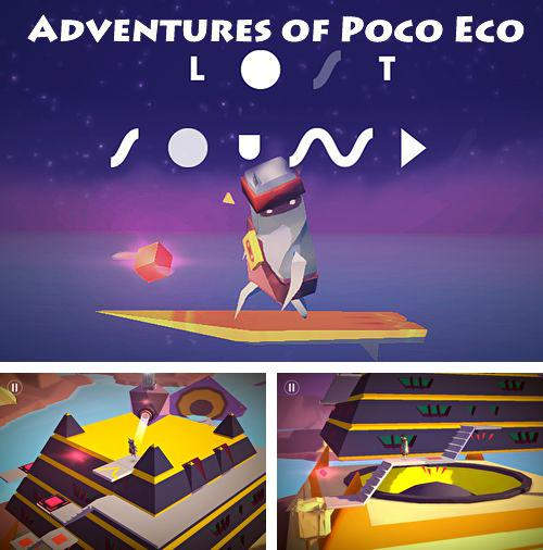 In addition to the game NBA: King of the Court 2 for iPhone, iPad or iPod, you can also download Adventures of Poco Eco: Lost sounds for free.