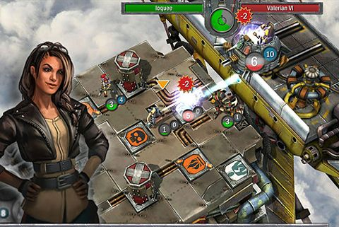 Download Aerena: Masters edition iPhone free game.