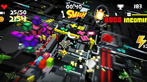 Écrans du jeu Aero smash: Open fire pour iPhone, iPad ou iPod.