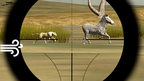 Écrans du jeu African big game hunting pour iPhone, iPad ou iPod.