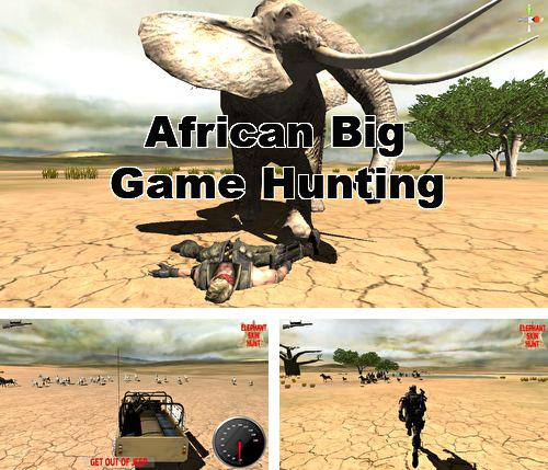 In addition to the game Evilot for iPhone, iPad or iPod, you can also download African big game hunting for free.
