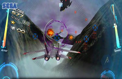 Download After Burner Climax iPhone free game.