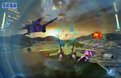 Free After Burner Climax download for iPhone, iPad and iPod.