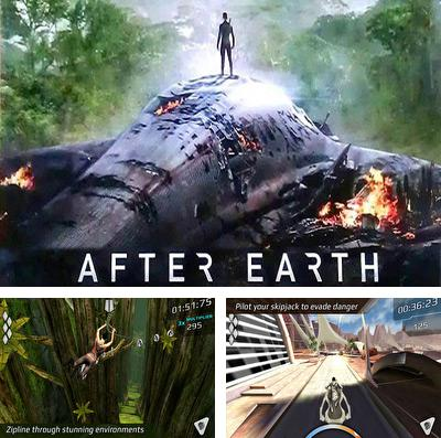 In addition to the game Age of barbarians for iPhone, iPad or iPod, you can also download After Earth for free.